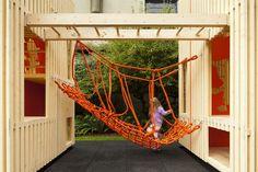 Children's Playhouse 'Sam + Pam',© Latreille Delage