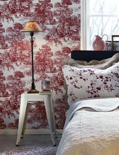 Bohème wallpaper from Boras Tapeter £37 limited stock
