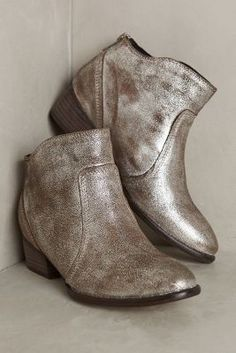 Seychelles Reunited Booties Pewter 10 Boots