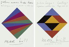 Thinking Max Bill. 12 22 1908  bauhaus, ulm, typographer, architecture, swiss design, graphic design