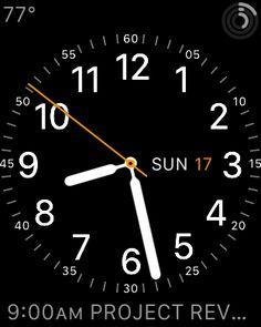 On Apple Watch faces — 512 Pixels