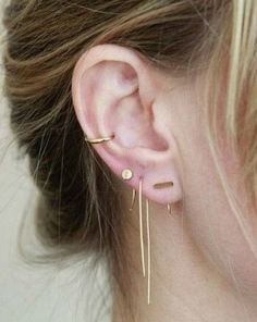 Image result for curated constellation ear piercing hearing aids