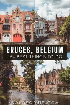 A Guide to the Best Things to do in Bruges, Belgium Europe