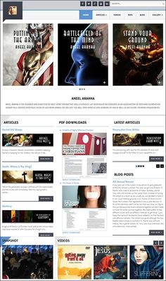 Launch of website - aneelaranha.com - 14th July 2014