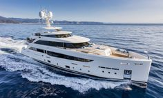 The Top Five Yachts Released in 2016