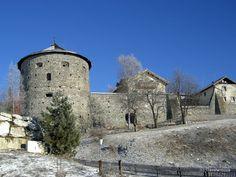 City walls of Radstadt, Austria