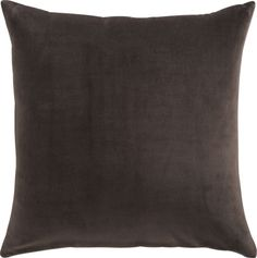 "leisure carbon 23"" pillow in new rugs/pillows 
