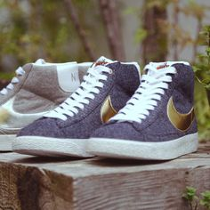 #Nike Blazer Mid by #Beams Japan