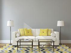 Un mix di colori complementari tra loro faranno certamente colpo sui vostri ospiti che saranno ben contenti di trascorrere piacevoli momenti in una casa lussuosa e di buon gusto.