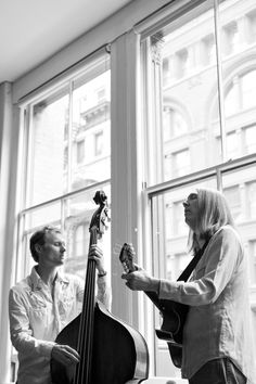 The Wood Brothers, this talented pair has officially replaced The Avett Brothers as my all time favorite band! If you love blues, alternative, or just plain good music-check em out!