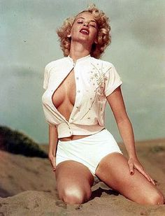 Pin up Eve Meyer