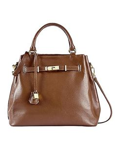 Italian Leather Large Grab Bag - The ultimate in feminine chic, this stunning large grab bag made from grained Italian leather will have you turning heads! With on trend strap and gold coloured hardware detailing. Zipped fastening with internal pockets and optional long strap. #Fashion #Style #Kaleidoscope #LoveToBeDifferent