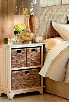 nachttisch ideen schlafzimmer möbel nachttisch design