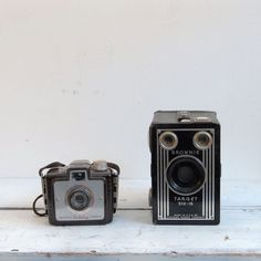 Brownie Cameras ; life since I discovered love of photography.