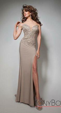 Tony Bowls Evening Dress TBE21364   Terry Costa Dallas #TonyBowls @Terry Song Costa