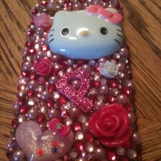 Hello kitty case $25 let me know if you are interested in one of your own