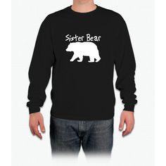 Sister Bear T-Shirt Long Sleeve T-Shirt