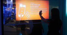 Museu das Telecomunicações Neon Signs, Museums, Rio De Janeiro
