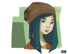 I looooved Oxenfree, and Nona was so lovely!