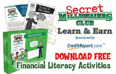 Warren Buffet, one of the most successful investors in the world, has joined with AOL Kids to create a website for children called Secret Millionaires Club.  The economics-based site has a weekly video episode, cartoon-like, for your students to view.  Your students may also play finance-related games, or create a practice stock portfolio.  http://www.smckids.com/