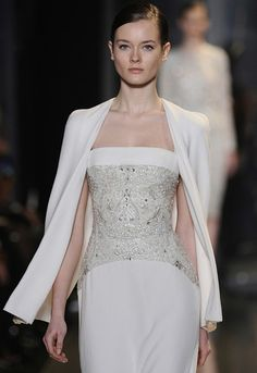 E se fosse giacca anche per la sposa? Parola di Haute Couture - Style.it