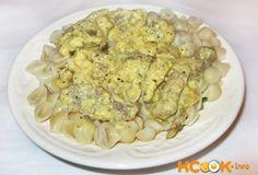 готовое блюдо подаем в горячем виде