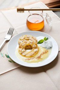 Toast Hawaii war gestern - Gegrillte Honig-Ananas gibt's heute! Hier das Rezept: http://www.sanlucar.com/rezepte/gegrillte-honig-ananas/