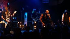 """Video: PRIMAL FEAR's RALF SCHEEPERS Rejoins GAMMA RAY On Stage In Munich Video: PRIMAL FEAR's RALF SCHEEPERS Rejoins GAMMA RAY On Stage In Munich        On November 3  PRIMAL FEAR  vocalist  Ralf Scheepers  rejoined his former bandmates in  GAMMA RAY  on stage in Munich Germany to perform the  GAMMA RAY  song  """"One With The World"""" . Fan-filmed video footage of his appearance can be seen below.         Scheepers  recorded three albums with  GAMMA RAY  before leaving the band in 1994…"""