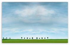 Green Trees HD desktop wallpaper : Widescreen : High Definition : Fullscreen : Mobile