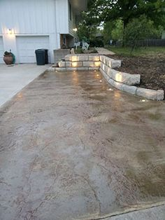 Stamped concrete, sometimes referred to as patterned concrete or imprinted concrete, is designed to resemble brick, slate, flagstone, stone, tile, or wood. Take a look at how stamped concrete can extenuate spaces like pool decks, driveways, entries, courtyards, and patios. If you are looking for a stylish yet affordable option to enhance the look of …