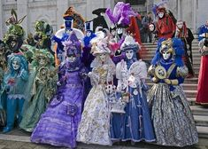 The venice carnival, is an annyal festival held in venice, italy. The carnival ends with the celebration of lent, forty days before easter on shrove tuesday, the day before ash wednesday Venice Carnival Costumes, Carnival Of Venice, Carnival Masks, Costume Carnaval, Masquerade Costumes, Lenten Season, Venice Mask, Italy Images, Fairytale Fashion