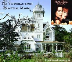 practical magic house
