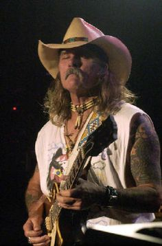 Dickey Betts. One of his great songs was Jessica.