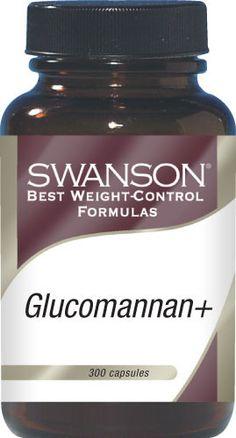 Glucomannan+