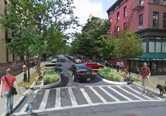 street creeks, ate atema, stormwater runoff, stormwater remediation, stormwater runoff solution, bioswales, bioswales nyc, urban storm water, Combined sewage overflows