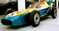 SAAB Formula Junior, 1960.