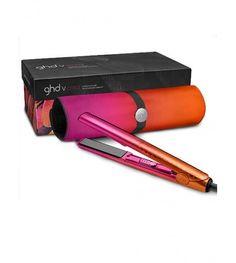 Una #ghd coral con un diseño exclusivo para ti, en este post te damos las claves para un #peinado espectacular con ella: http://www.elegancehairextensions.es/blog/plancha-ghd-coral-estilo-y-diseno/