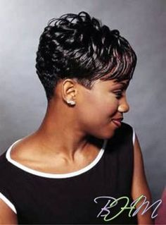 Black Hairstyles Short Enchanting Pinchannie Butler On Beauty  Pinterest  Short Hair Shorts And