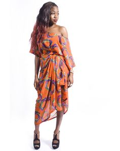 Fabric Express Temi Iro and Buba