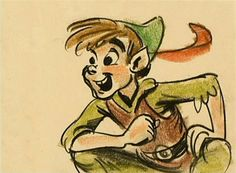 Peter Pan - The Art of Disney Animation