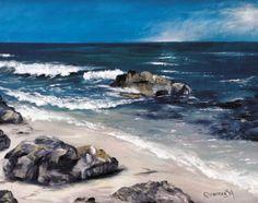 M25 Marine Oil Paints, Reproductions, Fine Art in San Miguel de Allende, Gto. Mexico