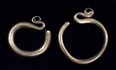 Temple rings - 11th C.