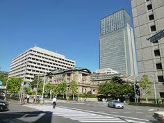 Nihonbashi Tokyo Japan (Ottobre)
