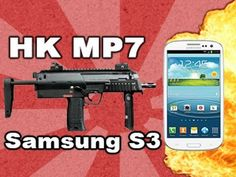 MP7 vs Samsung Galaxy S III: Tech Assassin