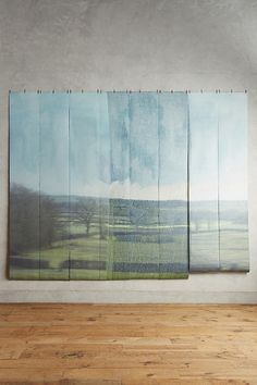Slide View: 1: Calm Landscape Mural