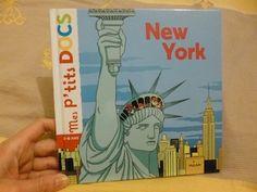 New York - Milan - Les lectures de Liyah,des 3ans