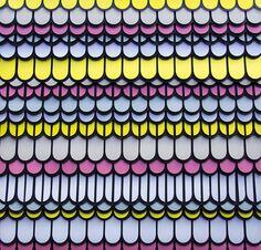 Maud Vantours Paper Art