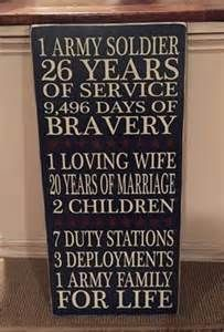 retirement gift from the army to daddy/husband - Yahoo Image Search Results