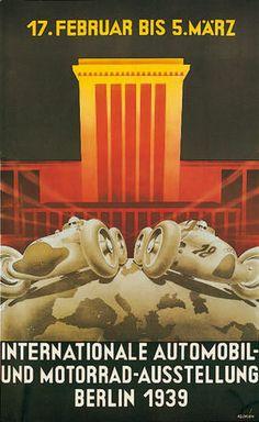 IAA Plakat 1939