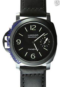 Panerai Luminor Marina Pvd Coated - Limited Edition PAM 00026